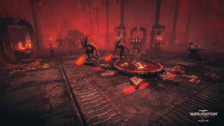 """ПК-версия Warhammer 40,000: Inquisitor – Martyr вернулась в продажу в России вместе с выходом нового сезона"""""""