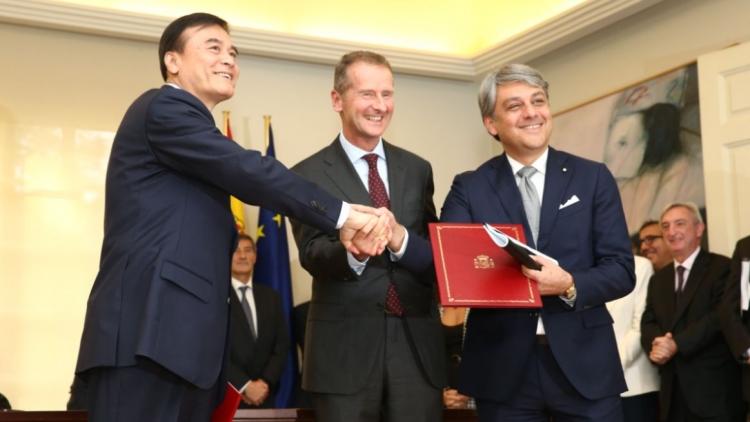 """Бренд SEAT компании Volkswagen и JAC будут разрабатывать электромобили для Китая"""""""