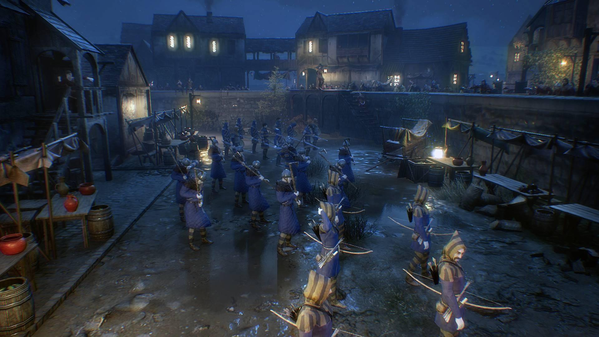 С бесплатным обновлением в Ancestors Legacy появилась кампания Тевтонского ордена