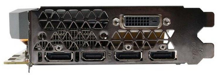 Zotac GeForce GTX 1060 AMP Edition GDDR5X получила более быструю память