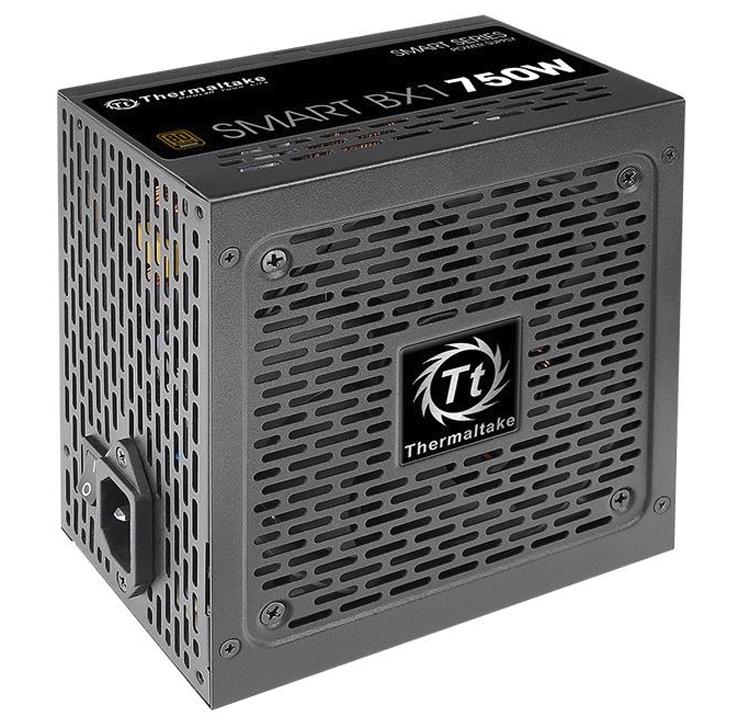 """В серию блоков питания Thermaltake Smart BX1 вошли модели мощностью 450–750 Вт"""""""