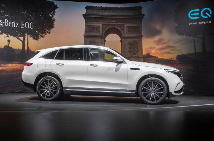 """Daimler начнёт производство электромобилей в Китае в 2019 году"""""""