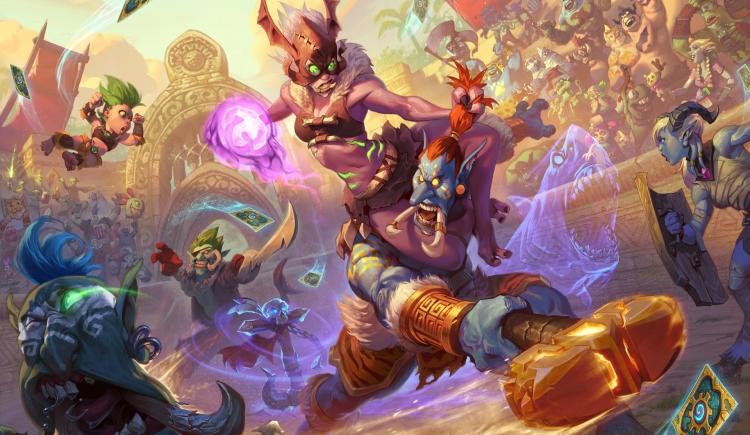 """Blizzard показала все карты дополнения «Hearthstone: Растахановы игрища»"""""""
