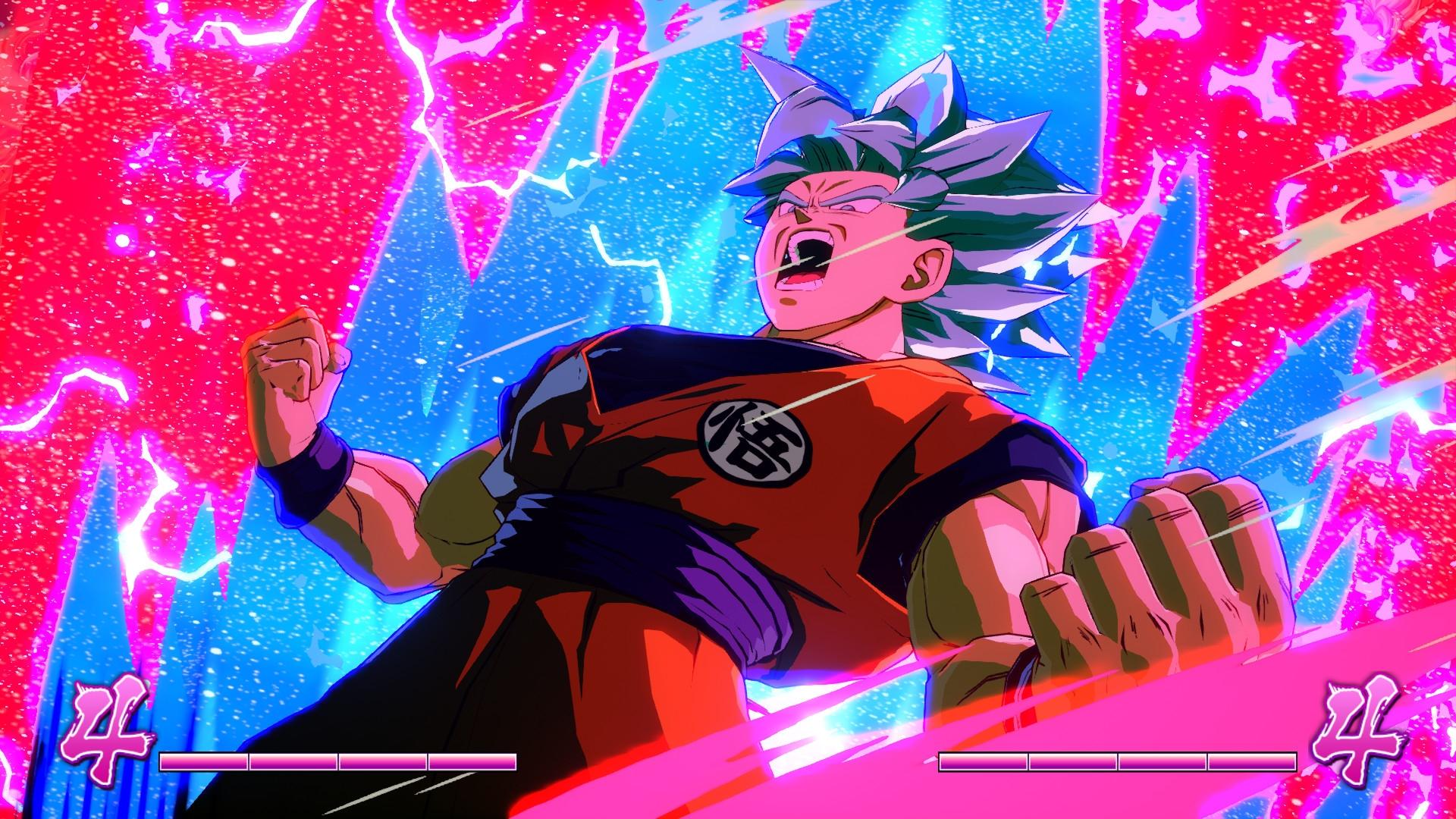 В Dragon Ball FighterZ теперь есть турнирный режим и комната трофеев