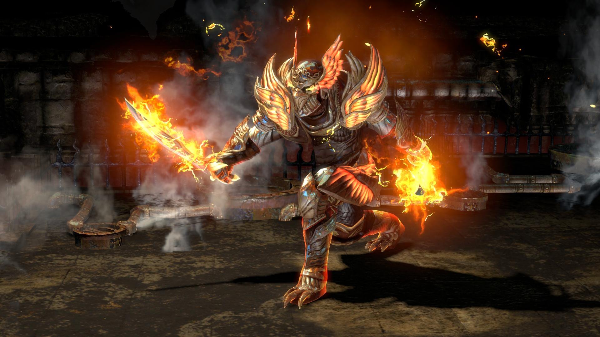 Релиз Path of Exile на PS4 перенесён на следующий год