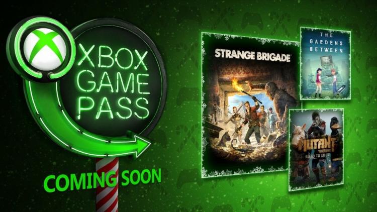 """The Gardens Between уже доступна в Xbox Game Pass, а Strange Brigade появится в каталоге 6 декабря"""""""