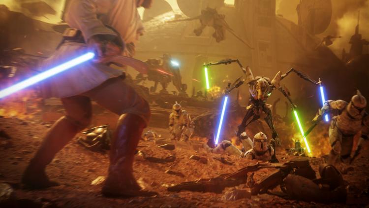 """Star Wars Battlefront IIтеперь есть в каталоге EA Access"""""""