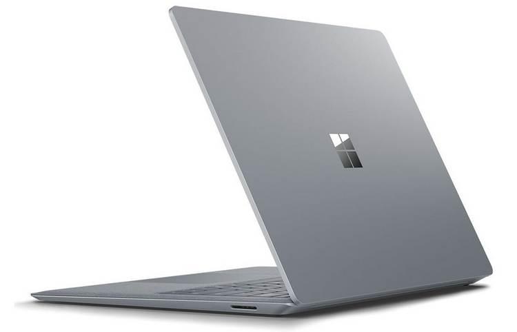 """Microsoft рассматривает процессоры AMD для следующего Surface Laptop"""""""