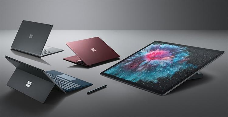 """Раскрыты планы Microsoft по выпуску устройств Surface в 2019–2020 гг."""""""