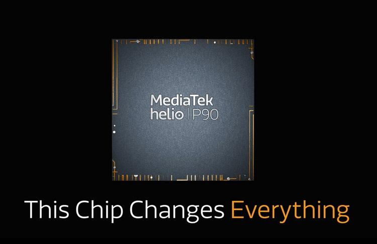 """MediaTek вскоре представит мощный процессор Helio P90"""""""