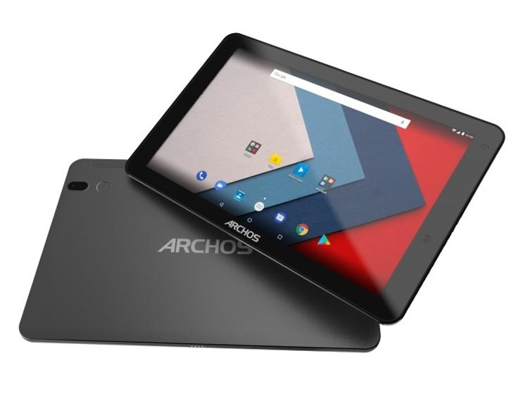 "Archos Oxygen 101 S: планшет с 10-ядерным процессором и ОС Android 9 Pie"""