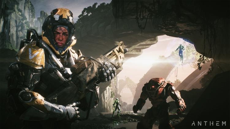 """Electronic Arts проведёт ЗБТ Anthem 8 и 9 декабря: подробности участия"""""""