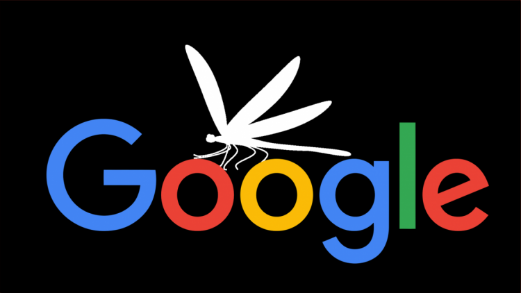"Как Google скрывала проект Dragonfly"""