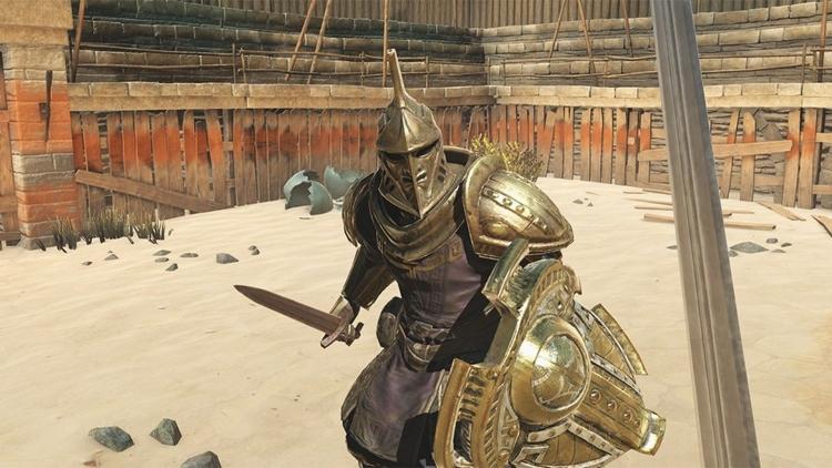 """Мобильная RPG The Elder Scrolls: Blades не выйдетв этом году"""""""