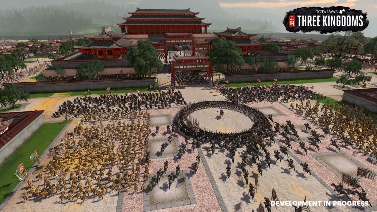 """В Total War: Three Kingdoms появится полностью переделанная система дипломатии"""""""