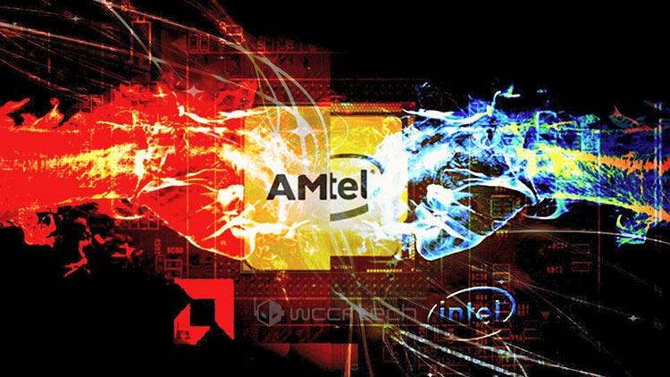 """В ноябре AMD вдвое обошла Intel по продажам CPU в ведущем магазине Германии"""""""