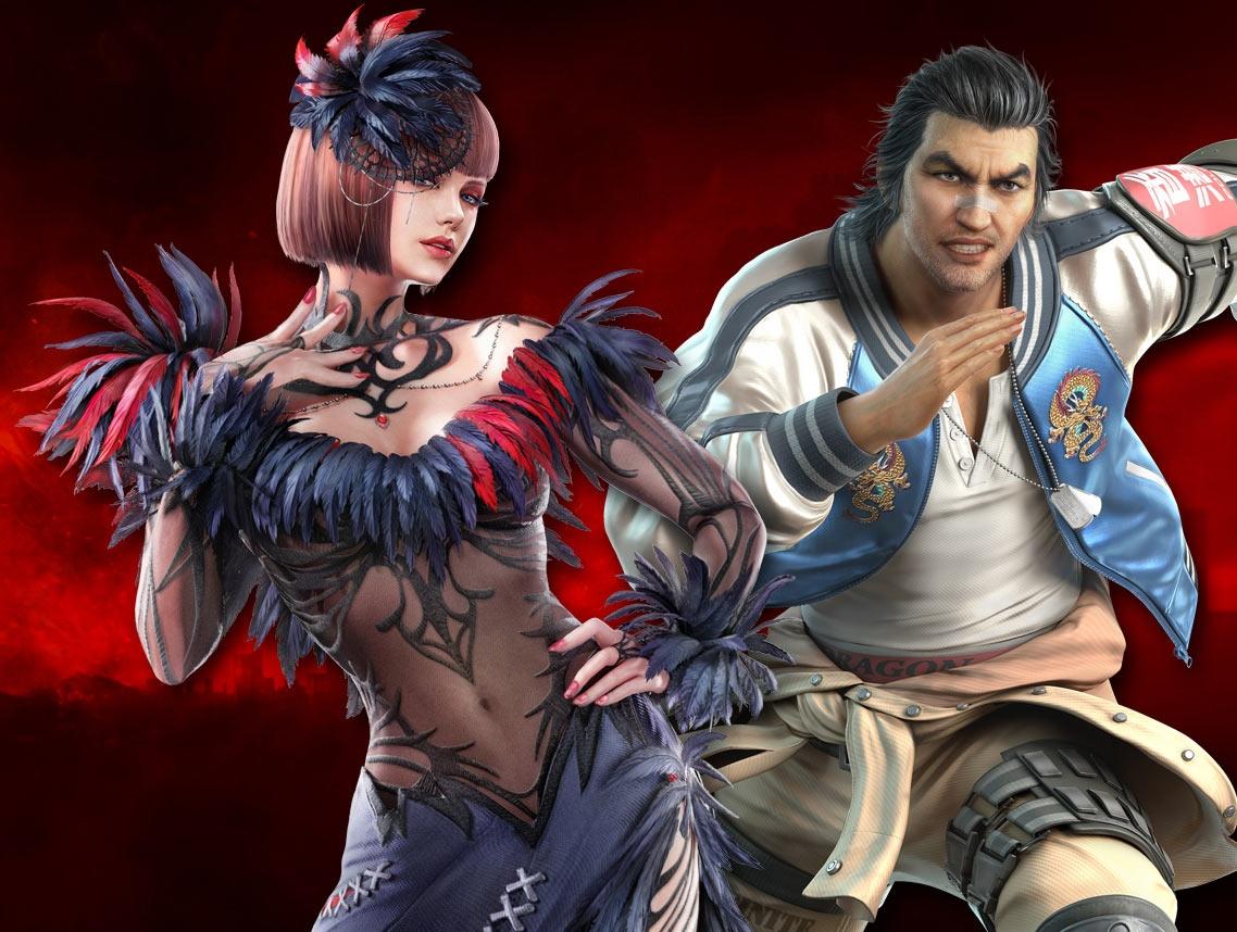 Трейлеры к появлению Армора Кинга и Крэйга Мардука в Tekken 7