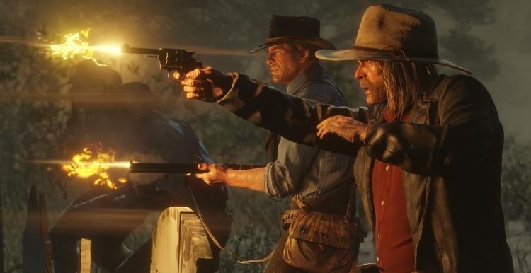"Red Dead Redemption 2 не смогла опередить FIFA 19 в британском чарте"""
