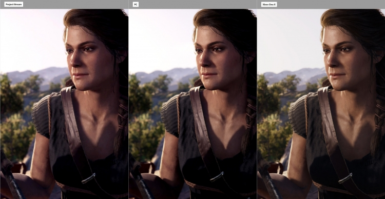 Видео: знакомство с облачной Assassin's Creed Odyssey в Google Project Stream