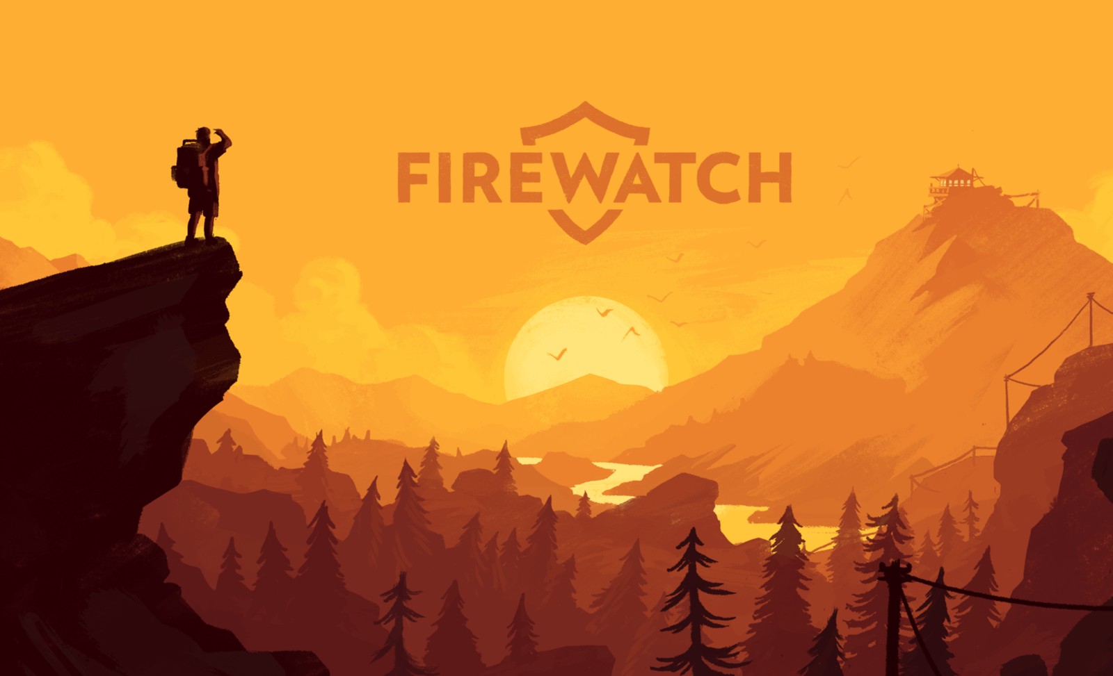 Firewatch выйдет на Nintendo Switch через две недели