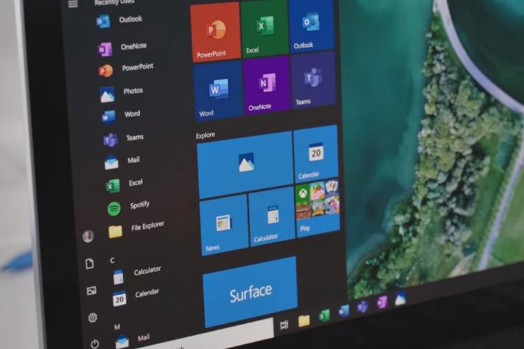 Иконки в Windows 10 тоже будут переработаны в соответствии с новым дизайном