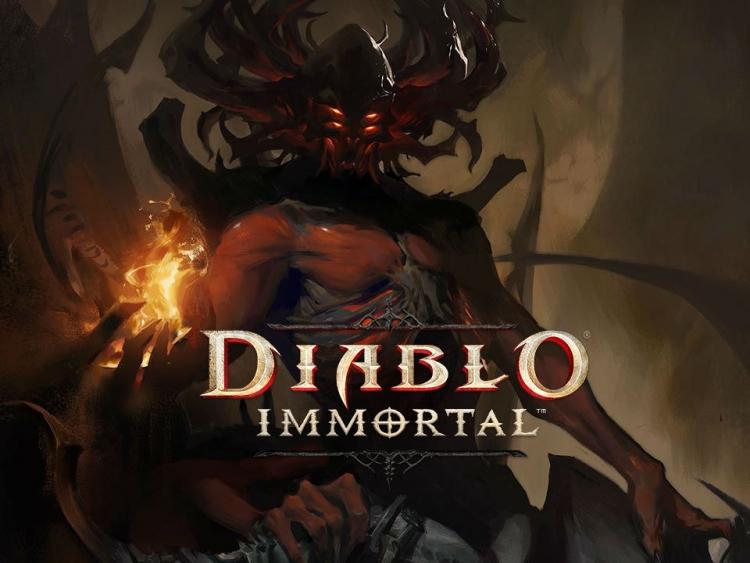 """Blizzard намекнула на анонсы новых проектов во вселенной Diablo"""""""