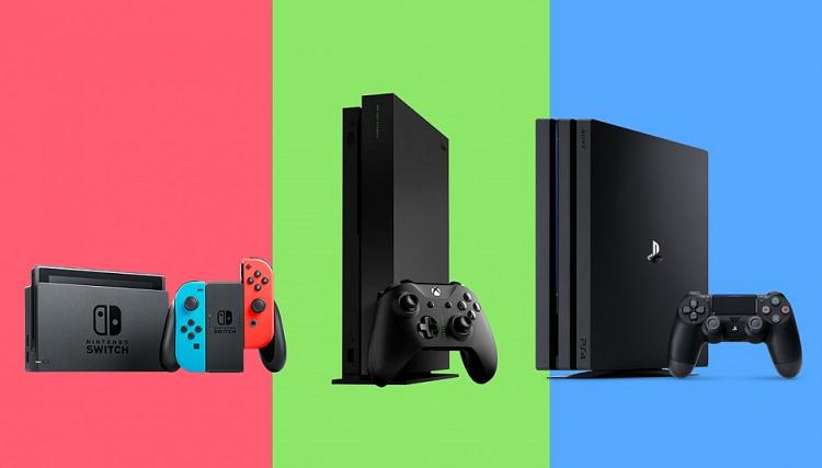 "Strategy Analytics: Nintendo Switch обойдёт PlayStation 4 по продажам в 2019 году"""