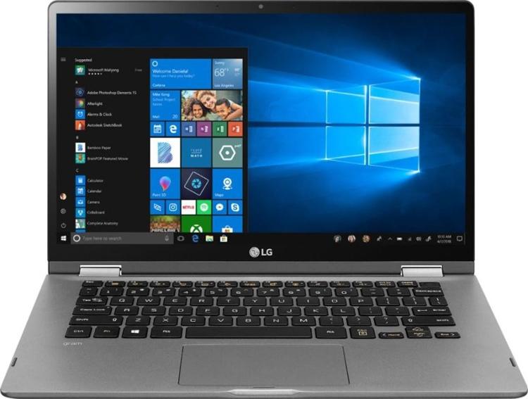 """Раскрыты характеристики трансформируемого ноутбука LG Gram"""""""