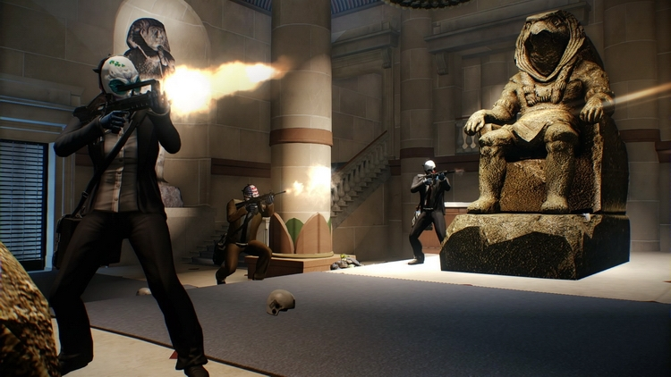 "Смена гендиректора и угроза банкротства: Overkill's The Walking Dead едва не потопила издателя Payday"""