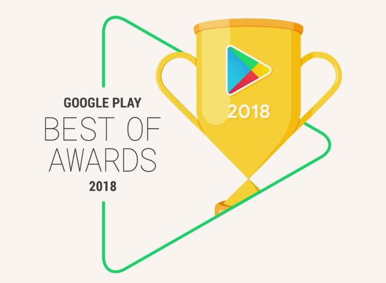 Google рассказала о лучших популярных предложениях магазина Play в 2018 году в США