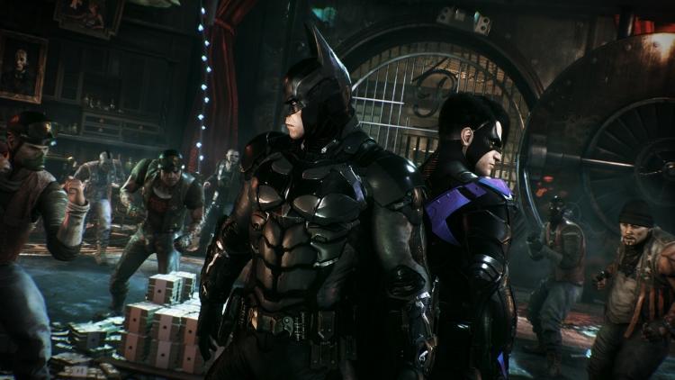 """По слухам, новая игра во вселенной Бэтмена разрабатывается студией WB Montreal"""""""