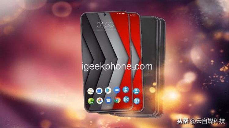 """Раскрыта внешность смартфона Lenovo с отверстием в экране"""""""