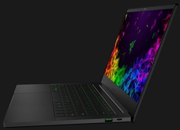 """Razer представила производительный компактный ноутбук Blade Stealth 13 (2019)"""""""