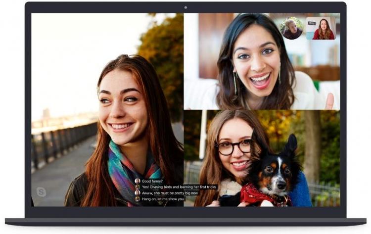 """В Skype появятся субтитры и«живые» подписи"""""""