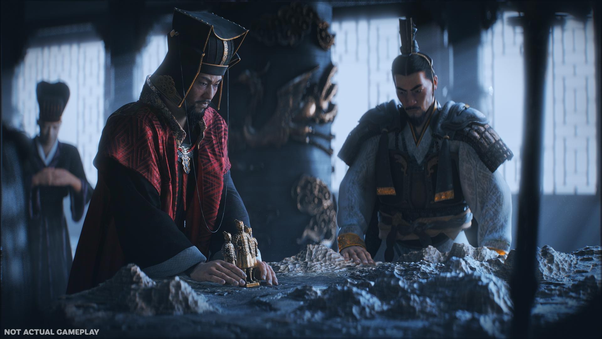 Видео: знакомство с бандиткой Чжэн Цзян в новом трейлере Total War: Three Kingdoms