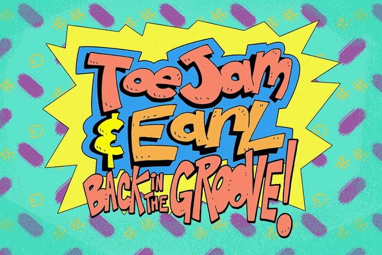 "Комичный экшен ToeJam & Earl: Back in the Groove! выйдет 1 марта"""