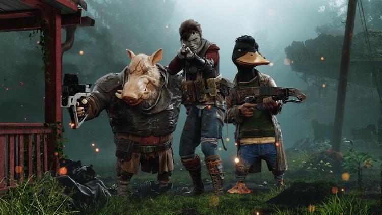 Mutant Year Zero: Road to Eden: выход на Switch, поддержка модификаций и другие планы