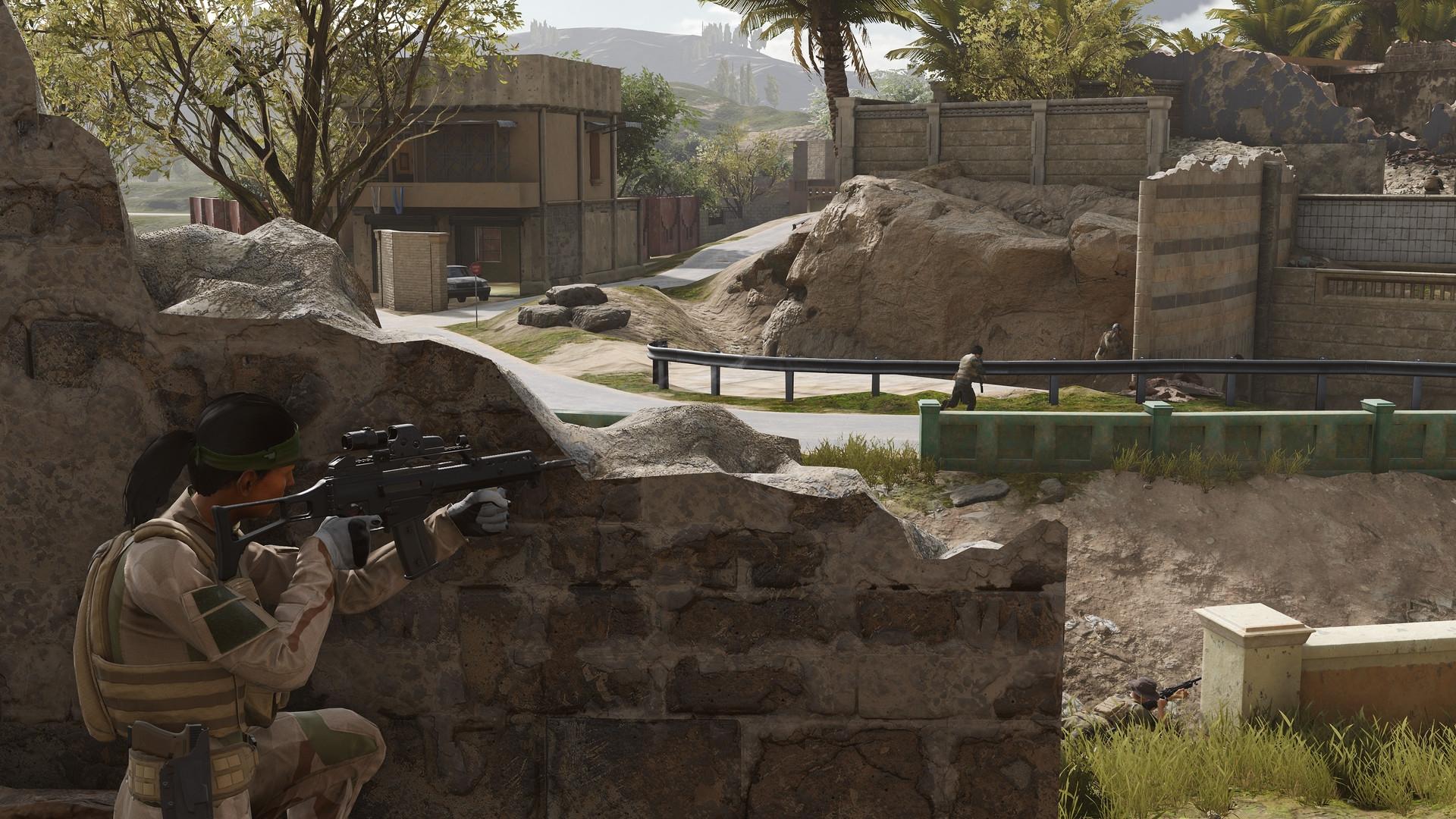 У тактического шутера Insurgency: Sandstorm будет общедоступная бета-версия