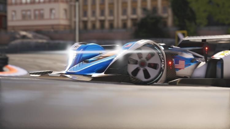 """Гоночная футуристическая аркада Xenon Racer поступит в продажу в начале 2019 года"""""""