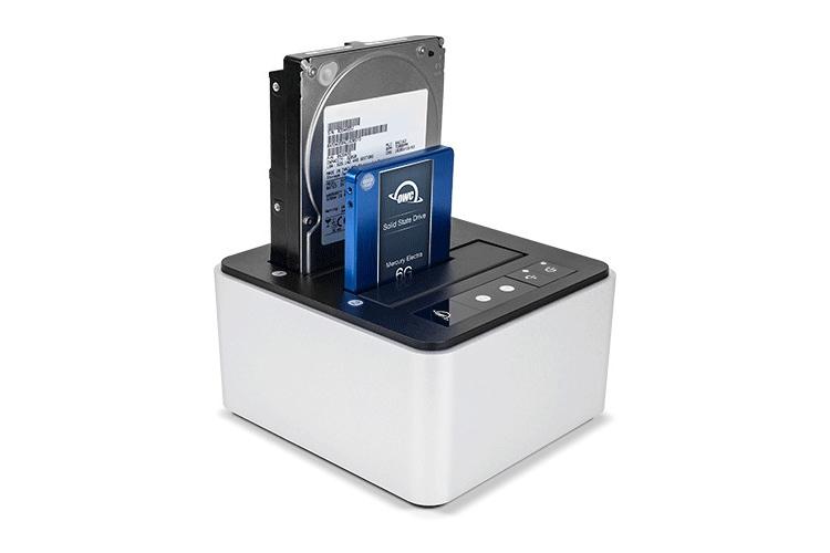 """Станция для накопителей OWC Drive Dock оснащена портом USB Type-C"""""""