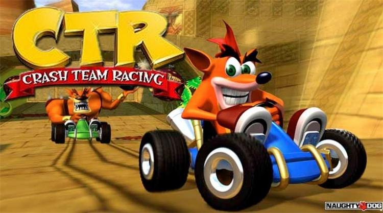 Анонс Crash Team Racing произойдёт в рамках The Game Awards 2018""