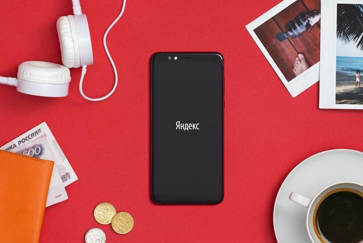«Яндекс.Телефон»: смартфон за 17 990 рублей с ассистентом «Алиса»