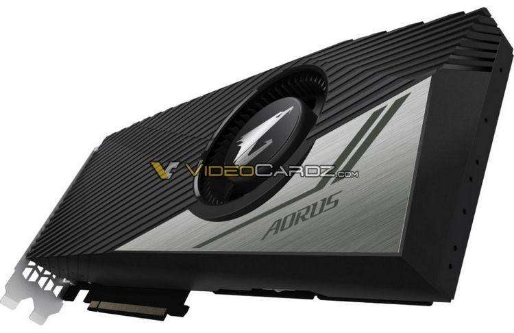 "GIGABYTE готовит видеокарту GeForce RTX 2080 Ti Aorus Turbo"""