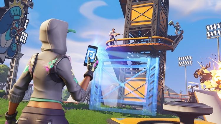 """В Fortnite появится режим создания развлечений на собственном острове"""""""