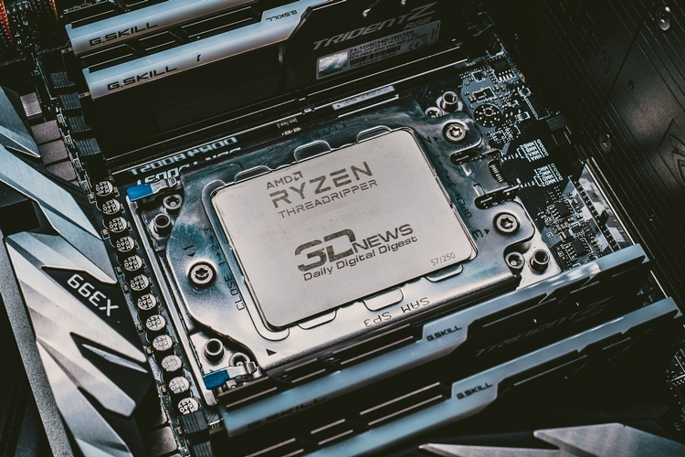 """Ещё раз о будущих процессорах AMD: от двухъядерных Duron до 64-ядерных Ryzen Threadripper"""""""