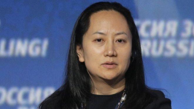 Дочь основателя Huawei арестована в Канаде по запросу США