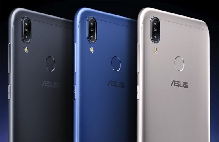 ASUS Zenfone Max (M2): смартфон с тремя камерами и экраном HD+