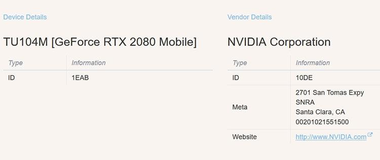 """Серия мобильных ускорителей NVIDIA GeForce RTX ожидается уже на CES 2019"""""""