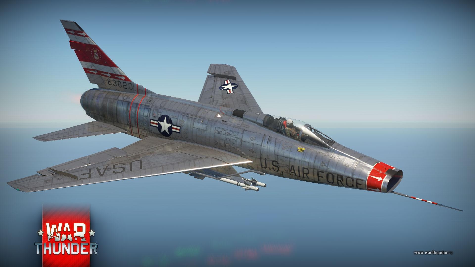В War Thunder появится сверхзвуковая авиация