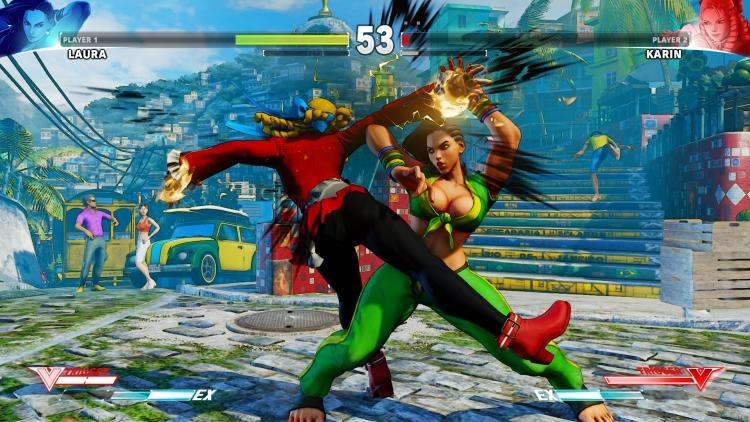 """На следующей неделе вы сможете бесплатно поиграть в Street Fighter V: Arcade Edition"""""""